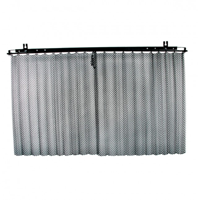 Fireplace Screen Curtain Lowes