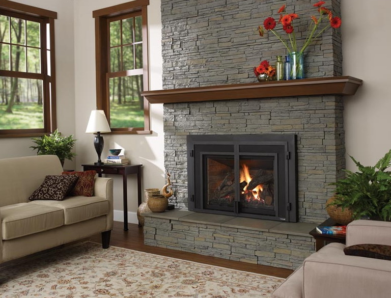 Glass Door For Fireplace Insert