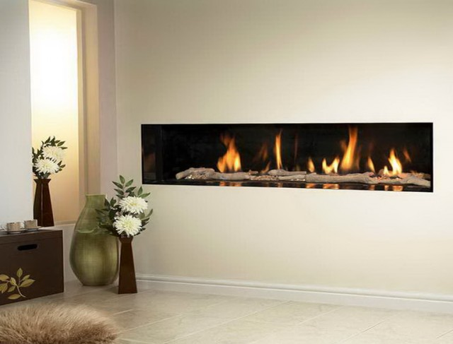 High Efficiency Gas Fireplace