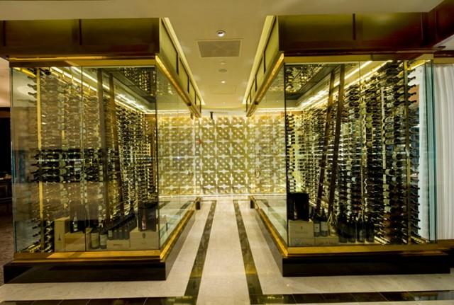 Home Glass Wine Cellar