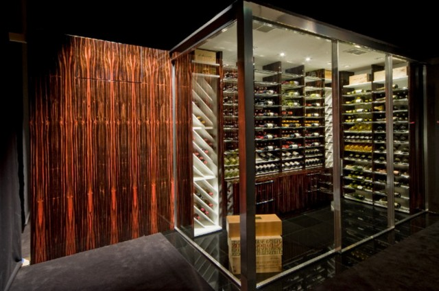 Home Wine Cellar Design Ideas