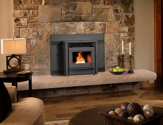 Pellet Burning Fireplace Insert Prices