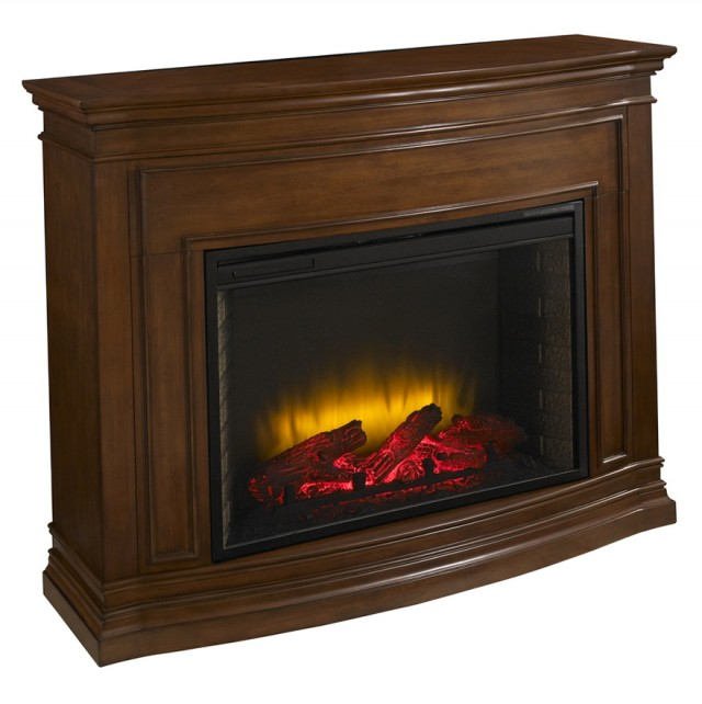 Pleasant Hearth Devon Electric Fireplace