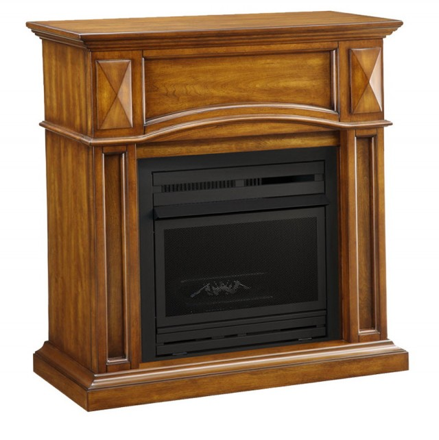 Pleasant Hearth Gas Fireplace