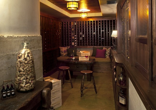Rustic Wine Cellar Ideas