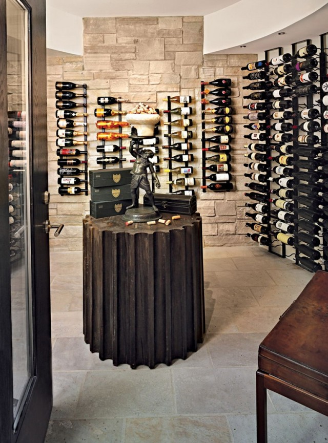 Small Wine Cellar Design Ideas