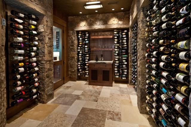 Small Wine Cellar Designs