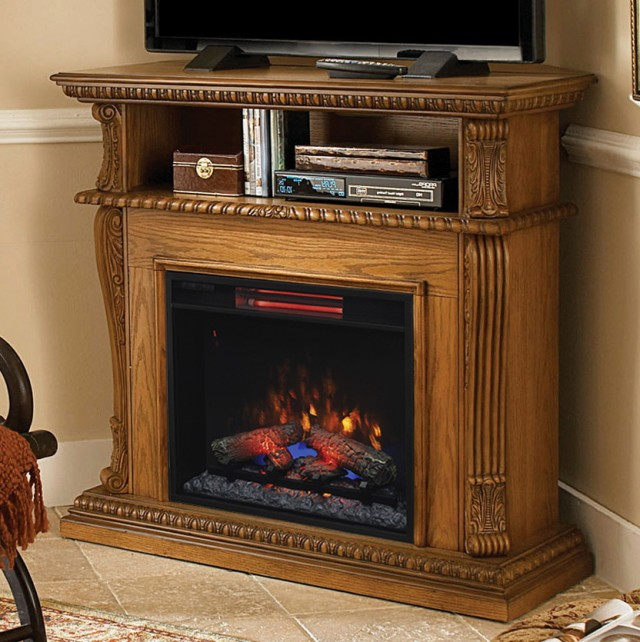 Tv Stand Fireplace Big Lots
