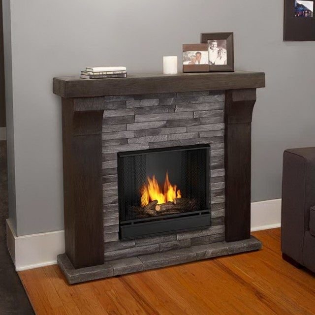 Ventless Gel Fuel Fireplace