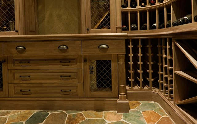 Wine Cellar Construction Details