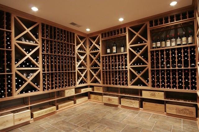 Wine Cellar Construction Plans