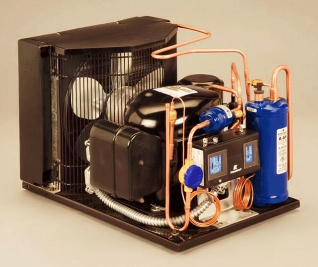 Wine Cellar Cooling Unit Repair