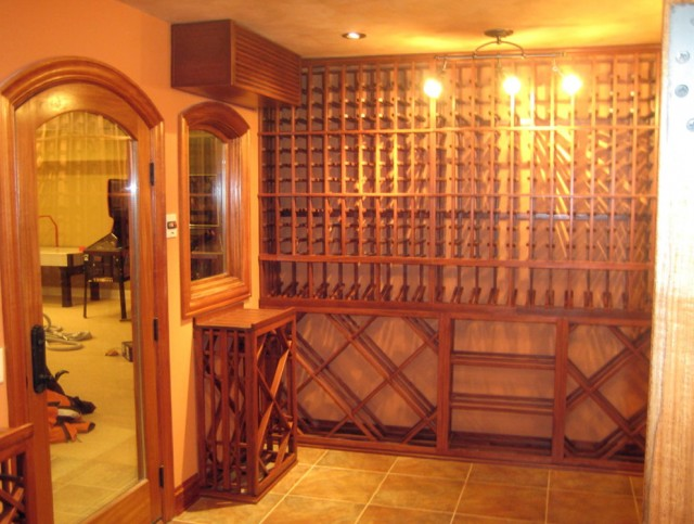 Wine Cellar Design And Construction