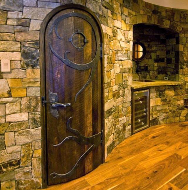 Wine Cellar Door Designs