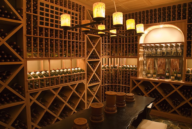 Wine Cellar Lighting Fixtures
