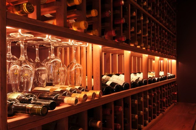 Wine Cellar Lighting Ideas
