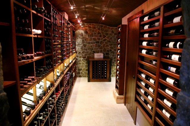 Wine Cellar Lighting Options
