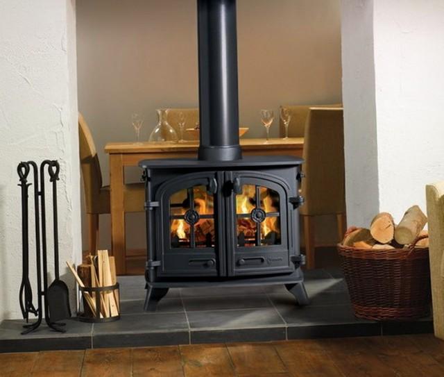 2 Sided Fireplaces Wood Burning