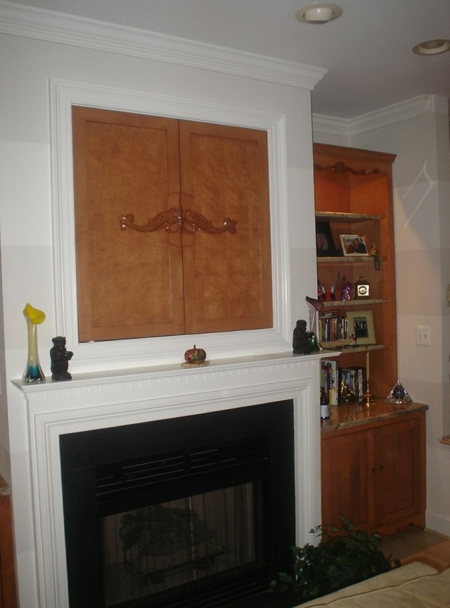 Built Ins Around Fireplace Cost