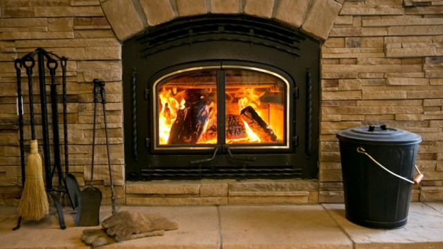 Converting A Wood Fireplace To Gas
