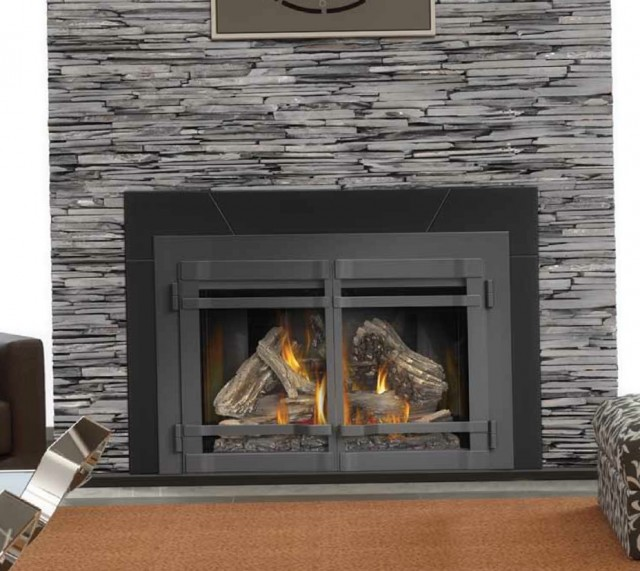 Converting Fireplace To Gas Insert