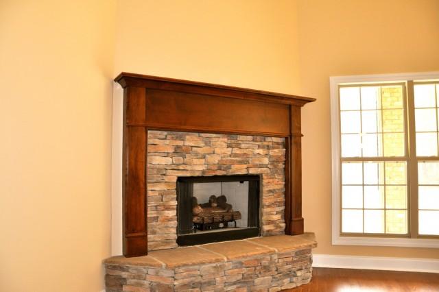 Craftsman Style Fireplace Mantel Plans