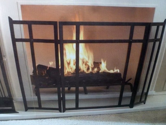 Craftsman Style Fireplace Tools