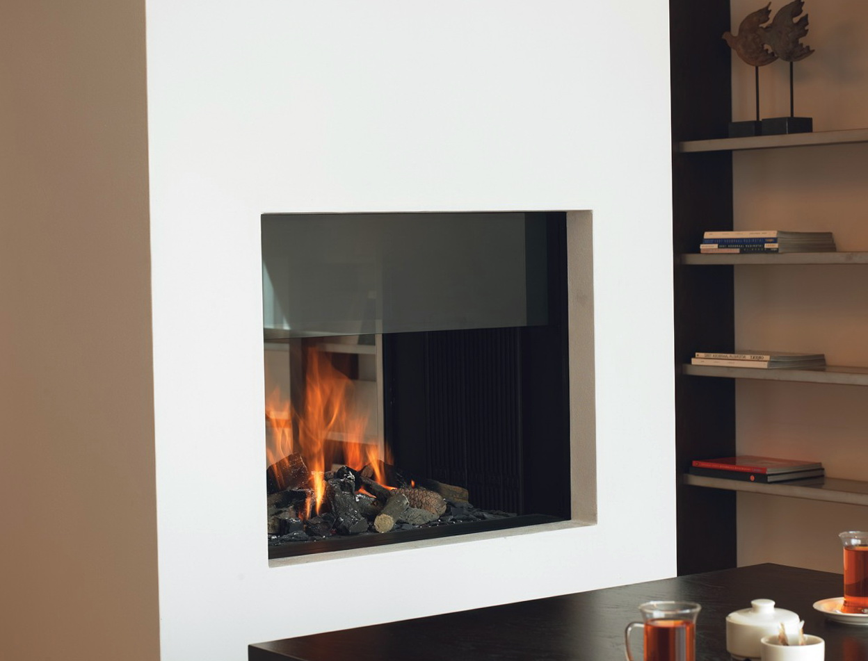 Double Sided Gas Fireplaces Australia