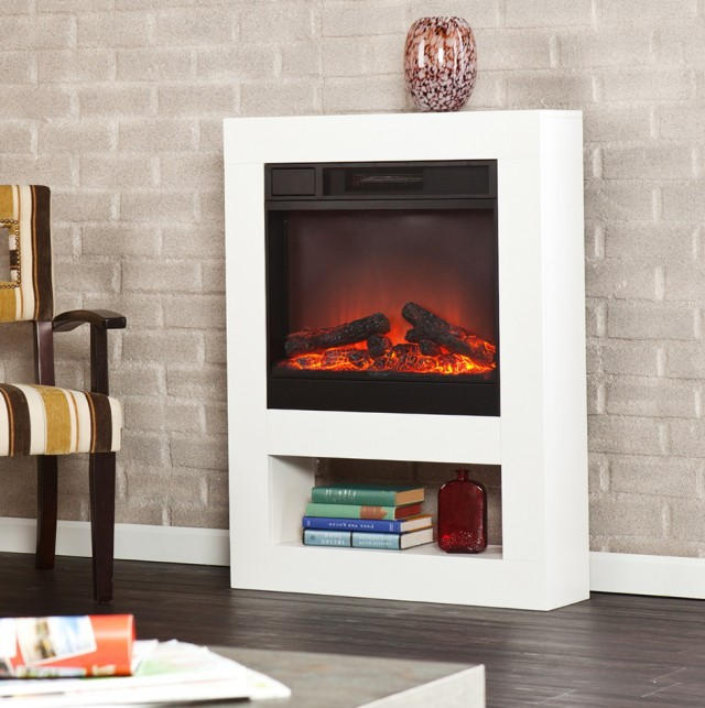 Electric Stand Alone Fireplace