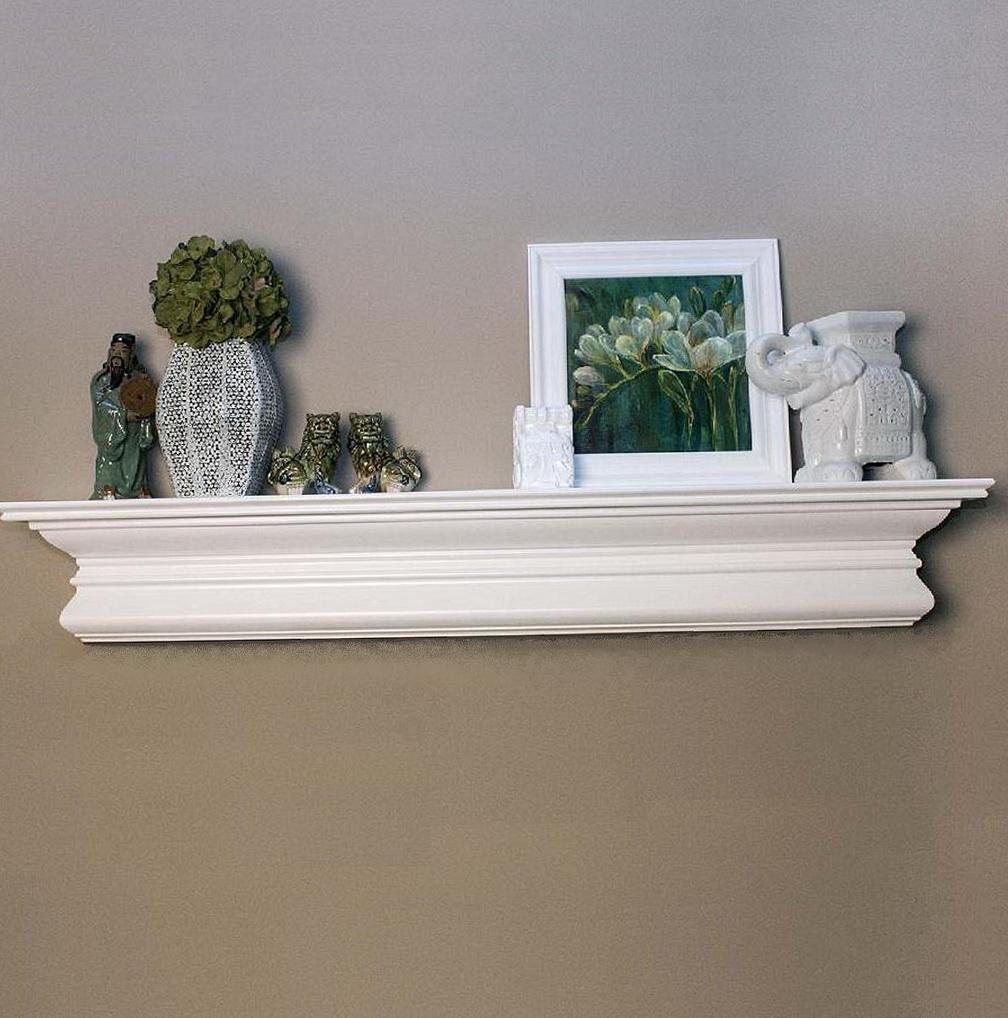 Fireplace Mantel Height Standard