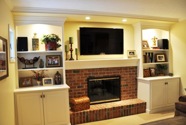 Fireplace Mantels Lowes Home Depot