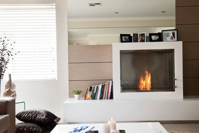 Freestanding Wood Fireplace Sydney