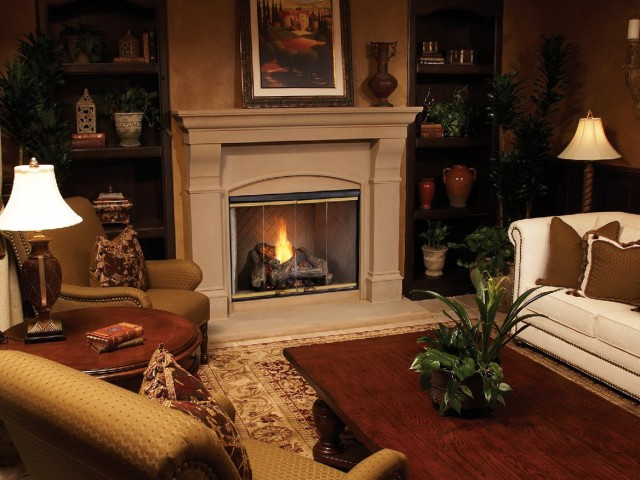Gas Fireplace Cleaning Glass Instructions