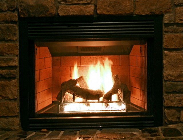 Gas Fireplace Cleaning Service