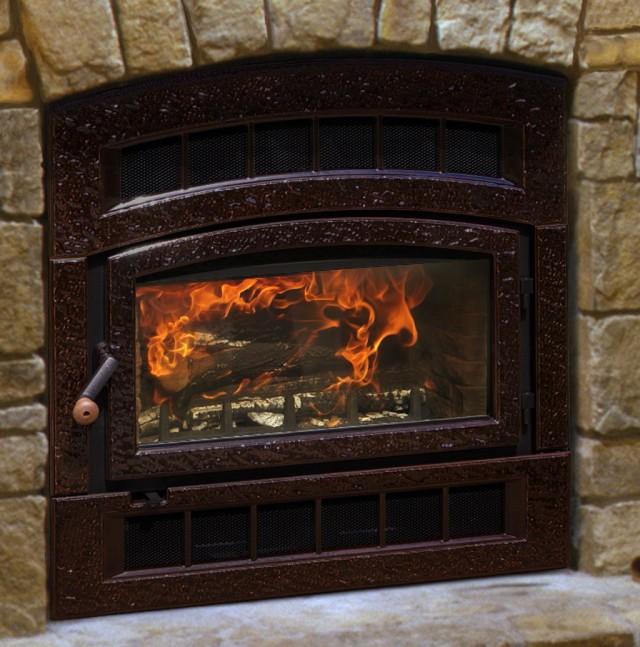 High Efficiency Zero Clearance Fireplace