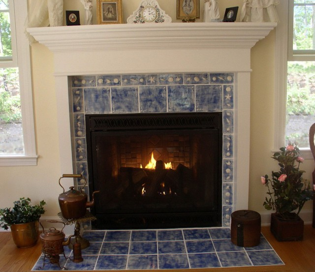 Indoor Fireplace Kits Lowes
