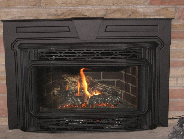 Installing A Wood Burning Fireplace Insert Video