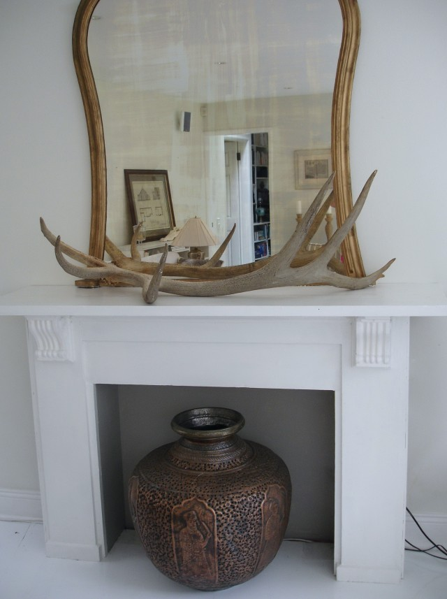 Mantel Height Above Fireplace