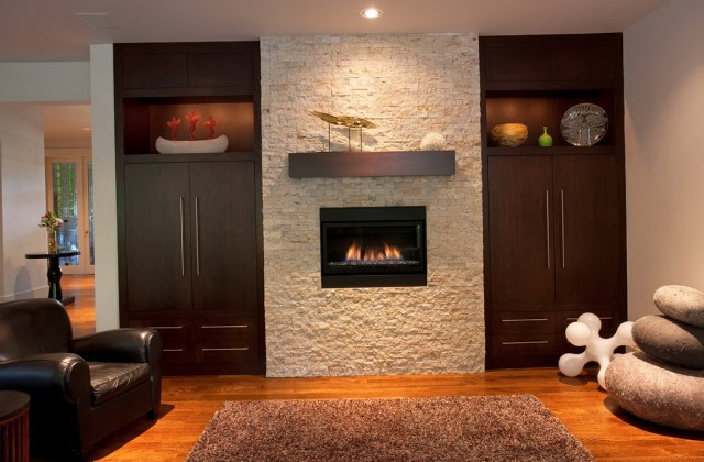 New Ideas For Fireplaces