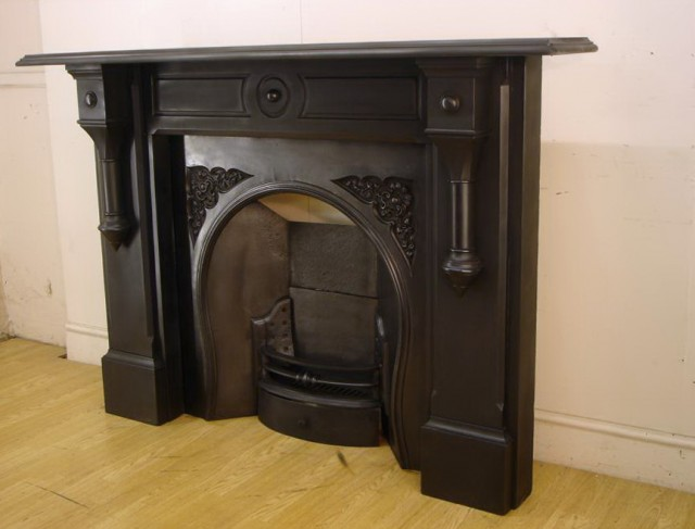Slate Fireplace Surround Pictures