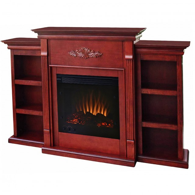 Southern Enterprises Electric Fireplace Review