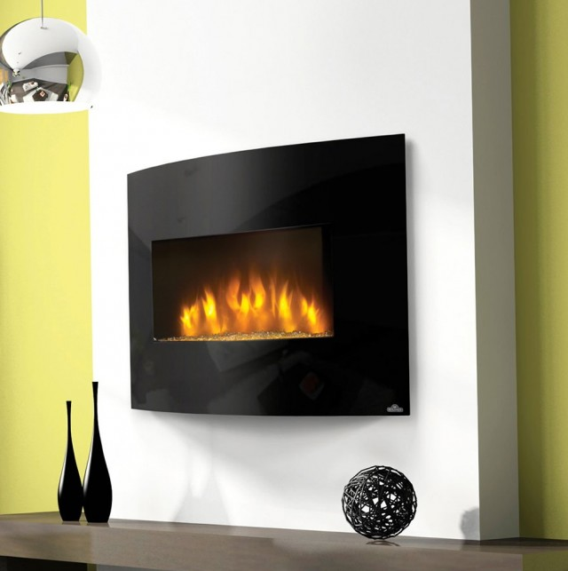 Wall Mounted Gas Fireplaces Canada