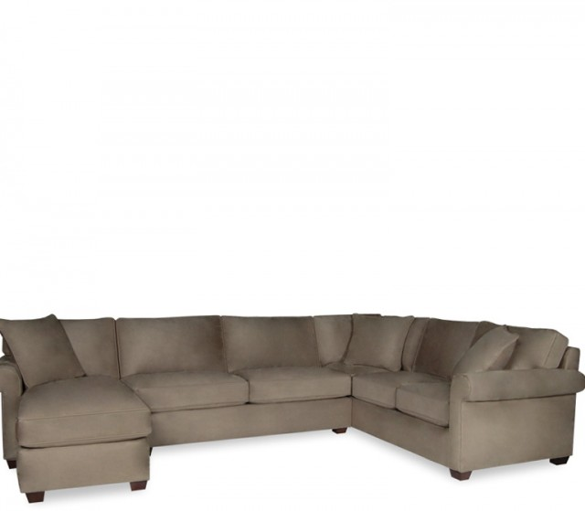 3 Piece Sectional Sofa With Chaise Slipcover