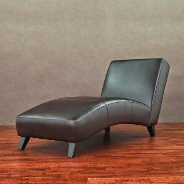 Brown Couch With Chaise Lounge