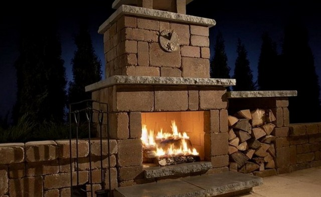 Build Your Own Fireplace Insert