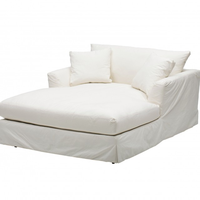 Chaise Lounge Chair Slipcover