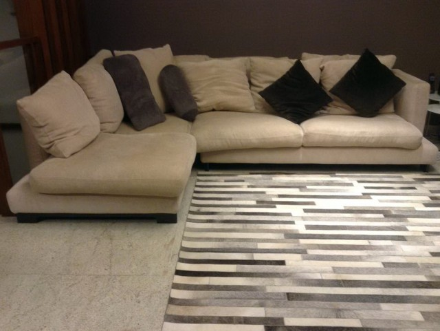 Chaise Lounge Couch Set
