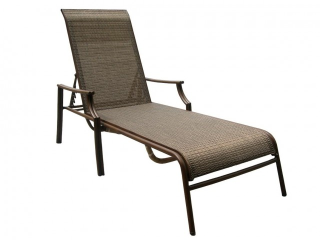 Chaise Lounge Patio Chair
