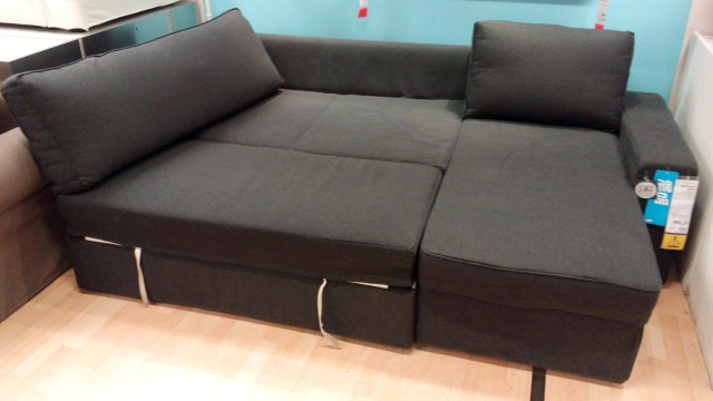Chaise Sofa Bed Ikea