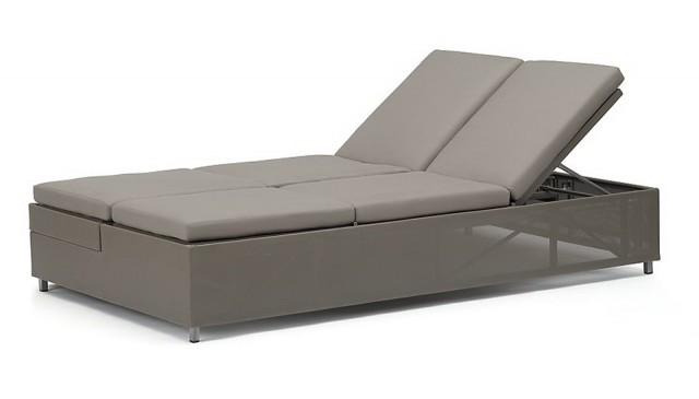 Double Chaise Lounge Sofa
